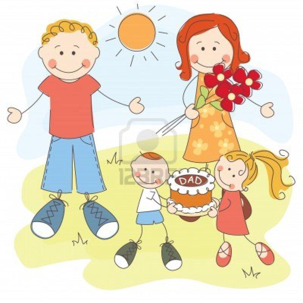 К.тейлор. рисунок семьи