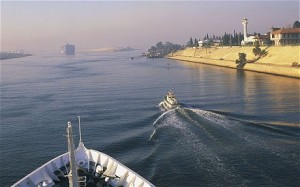 Well, that's Suez done. Where next? [Pic credit: Telegraph.co.uk]