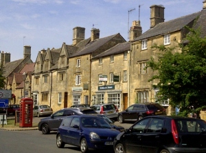 Chipping Campden - surely the prettiest High Street in England?