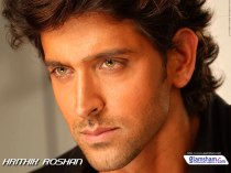 Have to say, much as I like SRK, when push came to shove, it's blue-eyed Hrithik (pictured) I'd pick