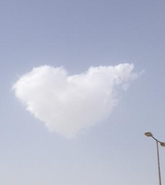 Even the sky loves Dubai